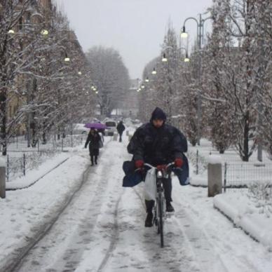 Ancora neve a fine novembre